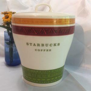Starbucks Kitchen - Starbucks Coffee Jar
